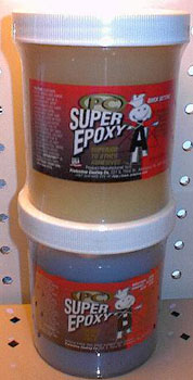 PC-SuperEpoxy Epoxy Paste (32oz)