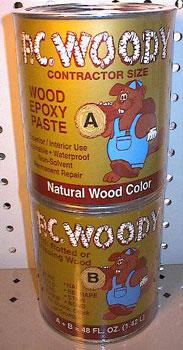 PC-Woody Epoxy Paste (48oz)