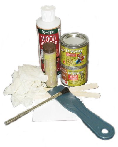 PC-Rotted Wood Repair Kit