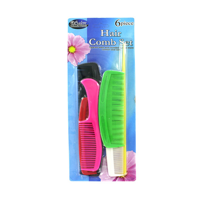Hair comb set 24 Pack
