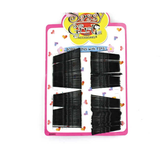 Hair styling bobby pins Pack 30