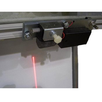 Cross Cut Panel Saw Accessory - Panel Saw Laser Line