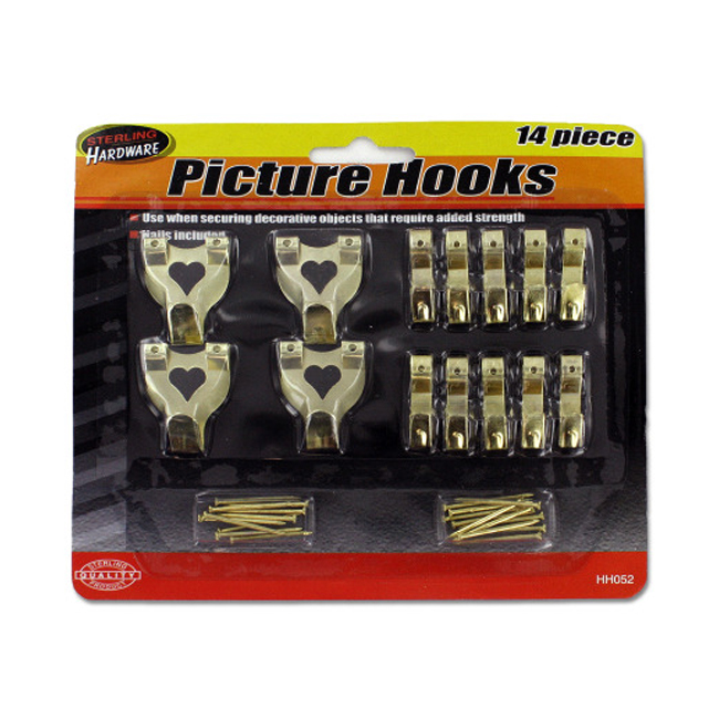 Picture hook set 24 Pack