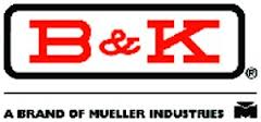 B & K INDUSTRIES