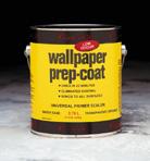 Wallpaper Prep Coat - quart