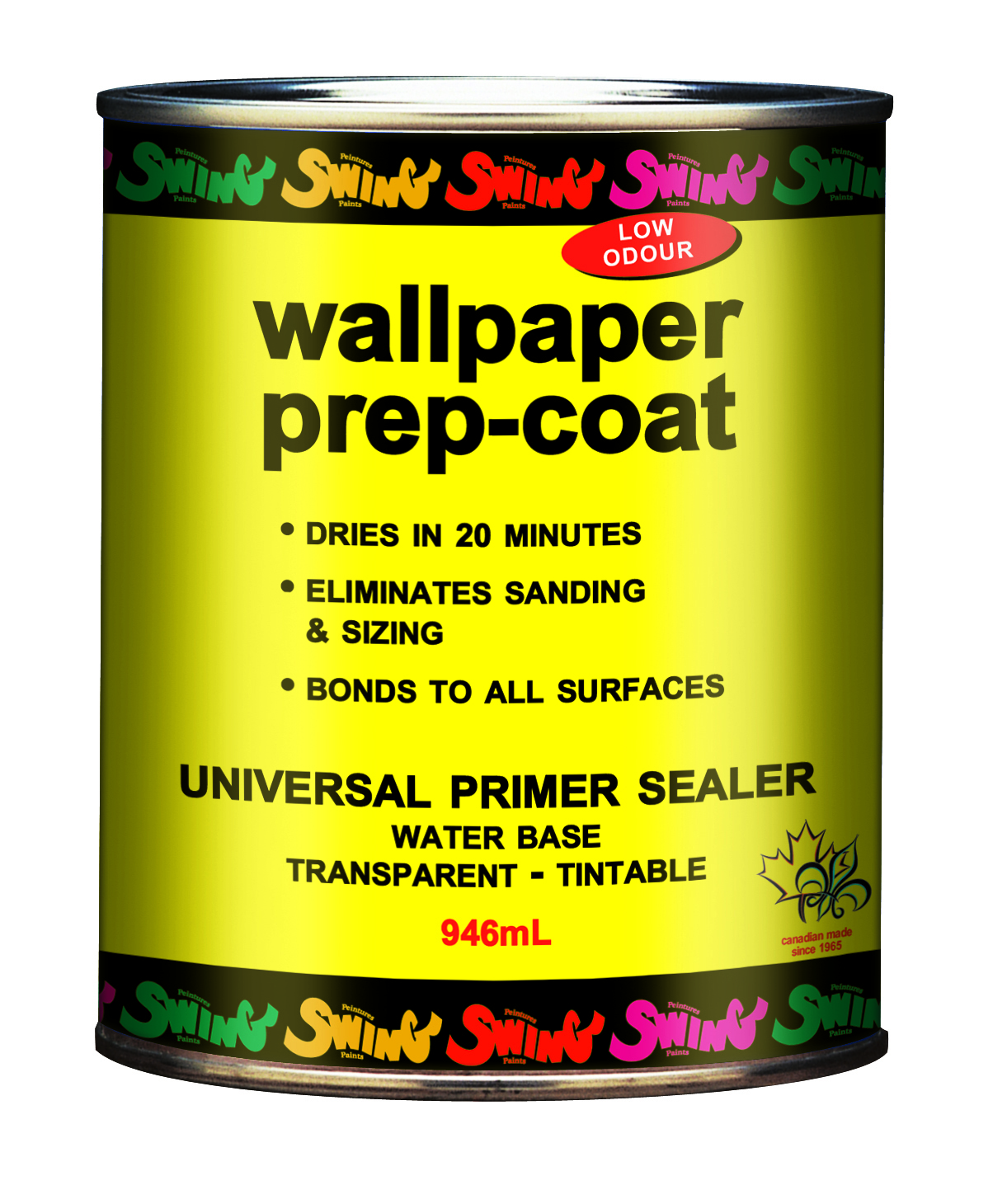 Wallpaper Prep Coat - quart