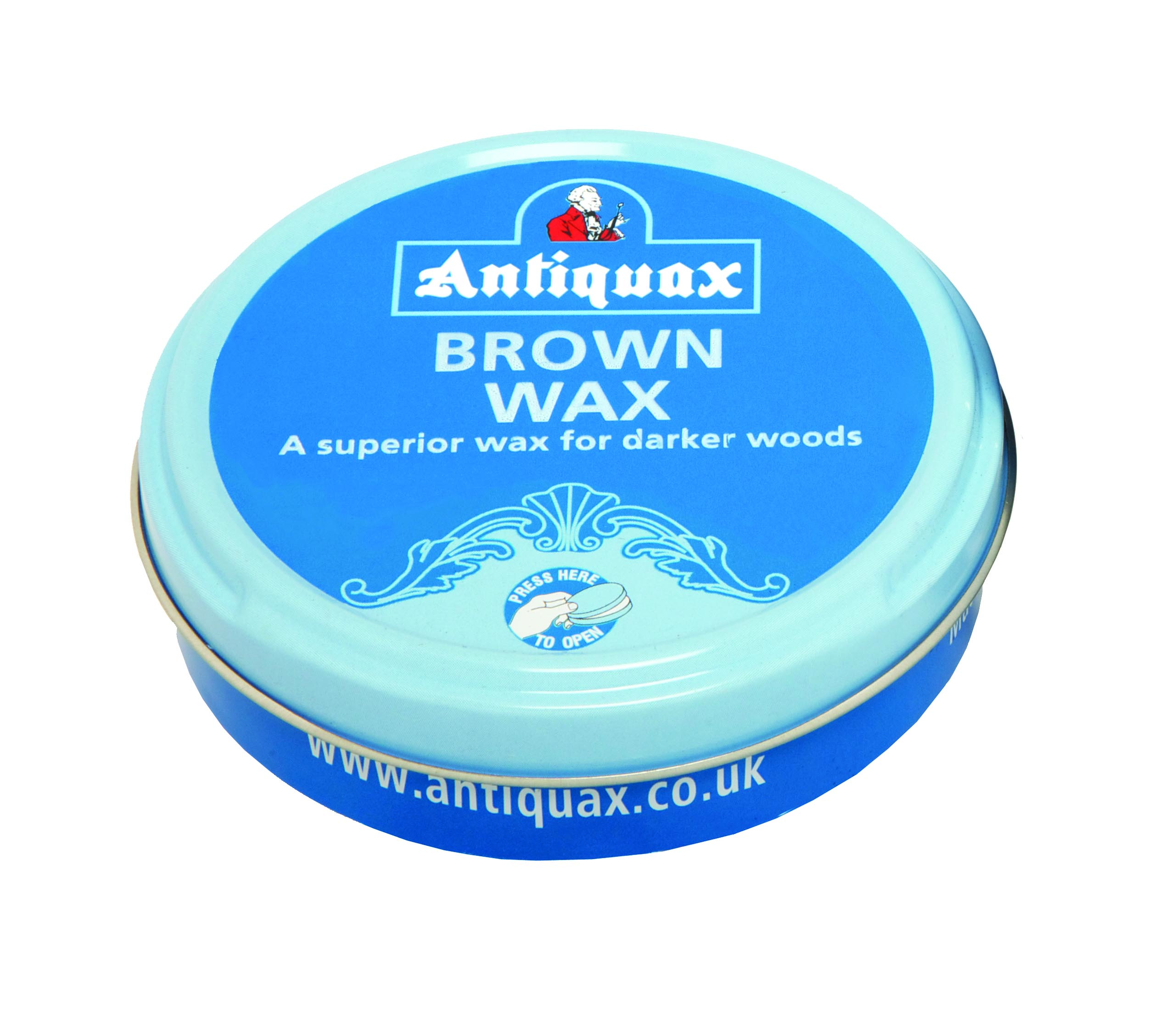 Antiquax BROWN Wax- 250 mL