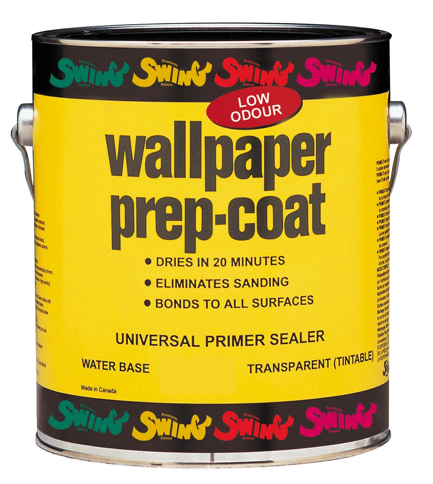 Wallpaper Prep Coat - gallon