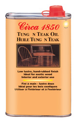 Tung'n Teak Oil - quart