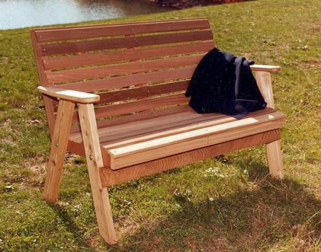 5' American Classic Bench