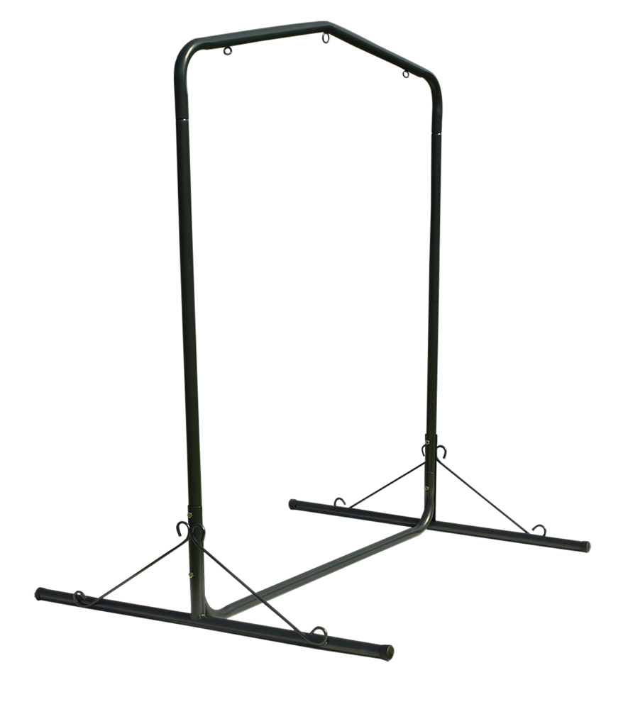 Steel Swing Stand - Forest Green (only fits SW-OP)