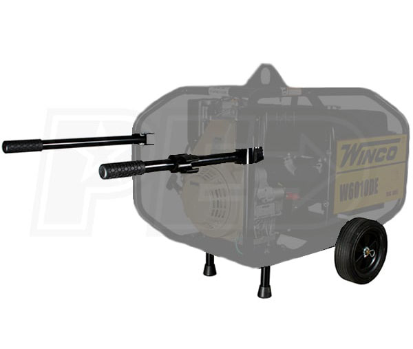 2 - Wheel Dolly for Winco Generator