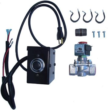 Low Pressure Fuel Solenoid Kit