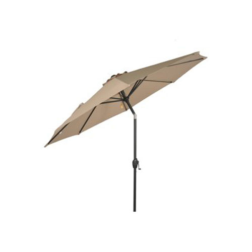 Auto-Tilt 9-foot Patio/Market Umbrella - Navy