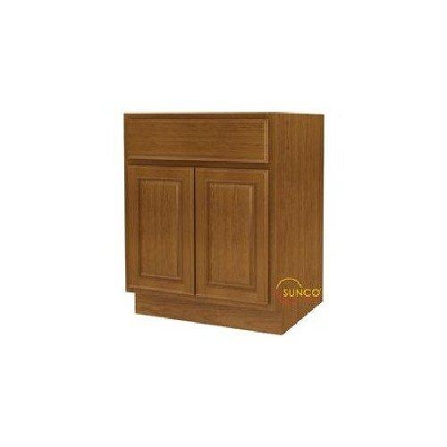 Kitchen Cabinet Base 2 Door 27In