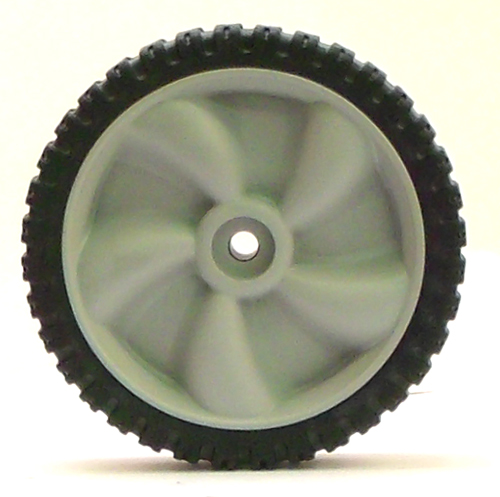 "(Open Box)MTD Lawnmower Parts MTD DRIVE WHEEL 8"" X 1.8""  53 Teeth  5"" ID  1/2""x1-3/8""  634-0190"