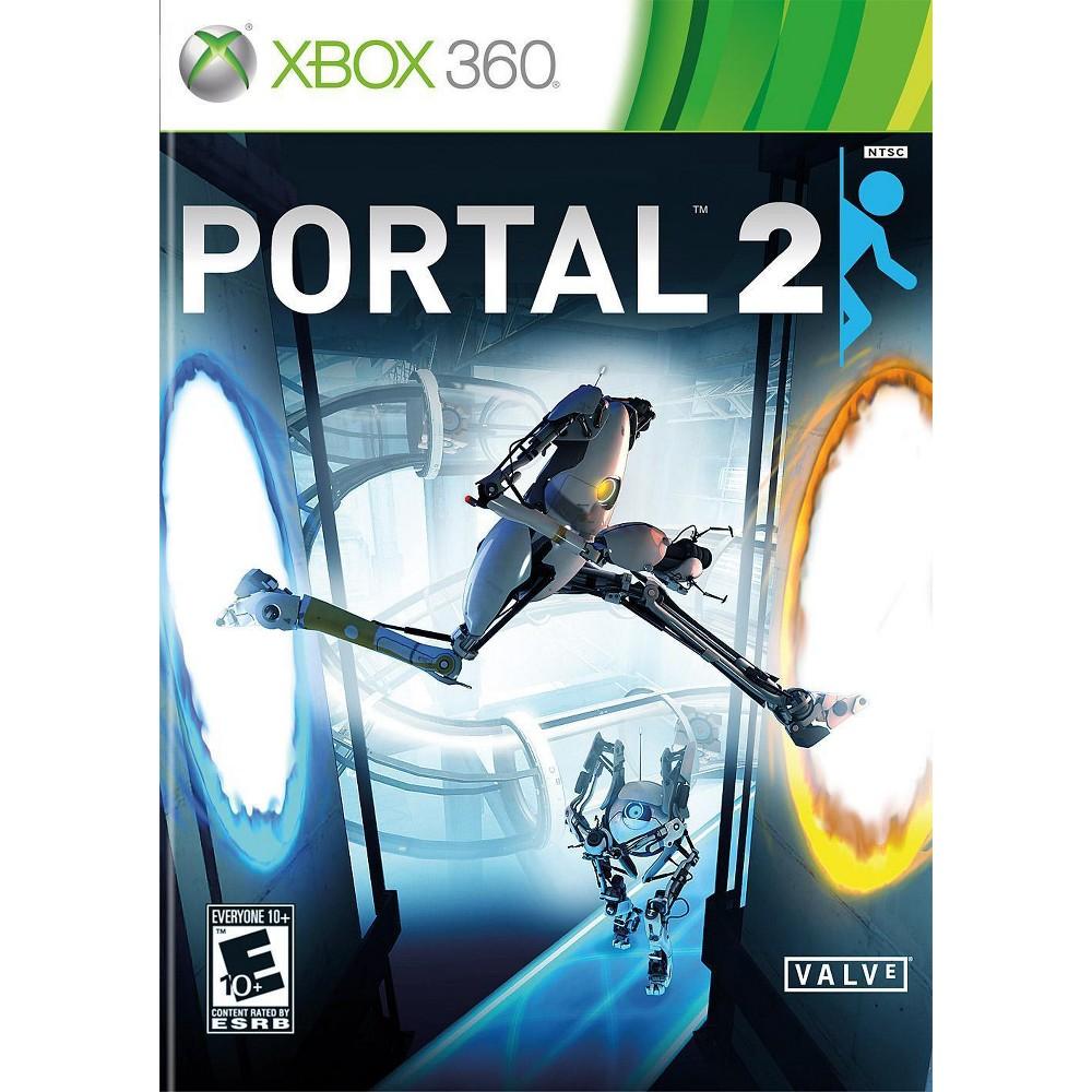 (Open Box)Portal 2  X360