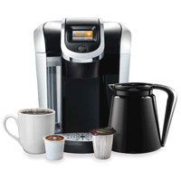 BREWER COFFEE KEURIG 2.0 K450