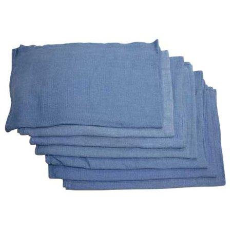 RENOWN� USED HUCK CLOTH TOWEL, 10 LB. BOX