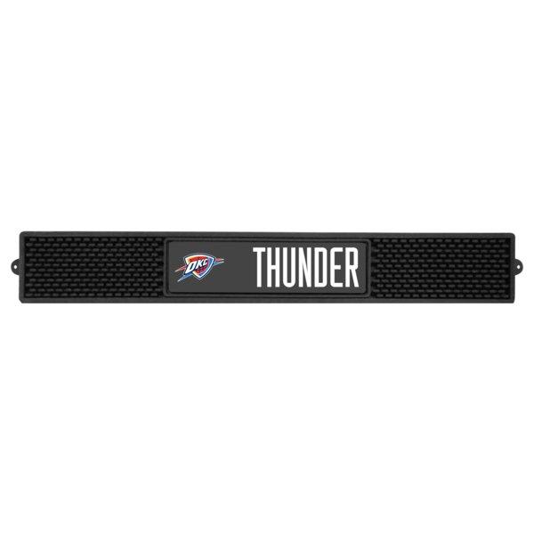 (Open Box)NBA - Oklahoma City Thunder Drink Mat 3.25x24