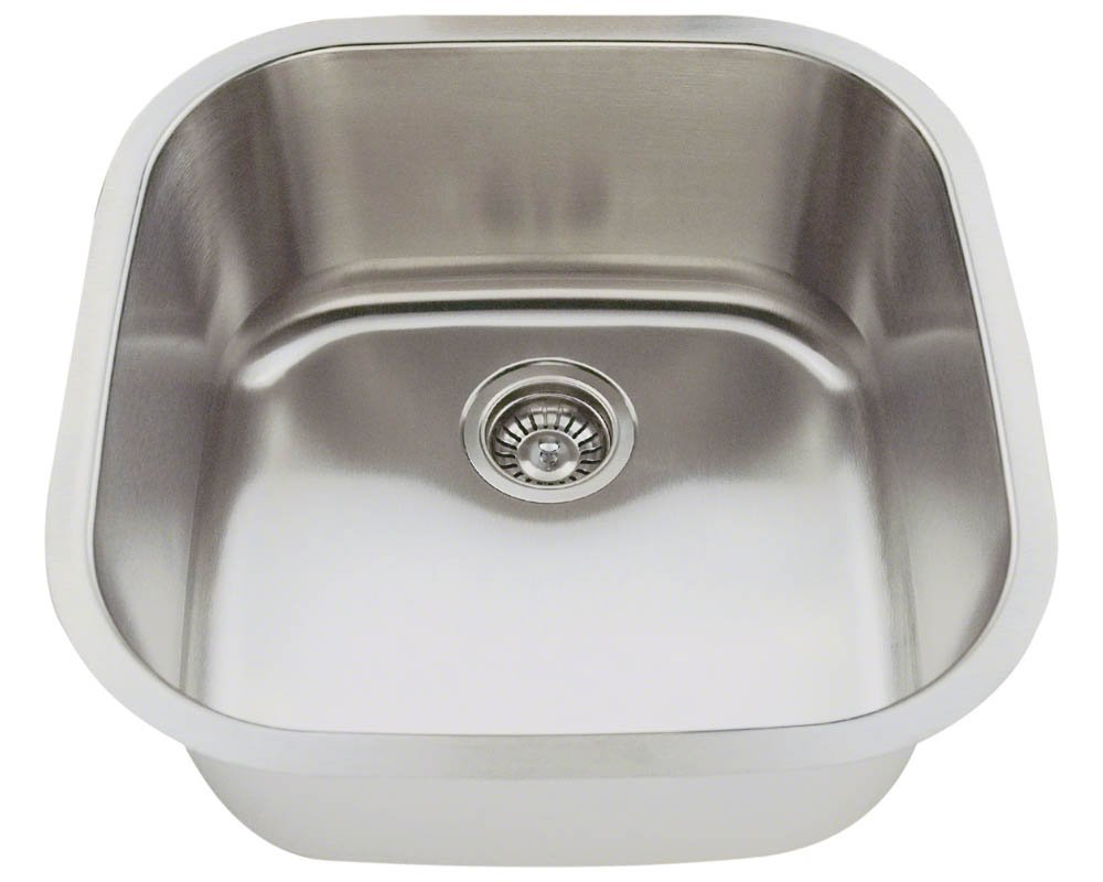 (Open Box)Polaris P0202-18 Stainless Steel Bar Sink