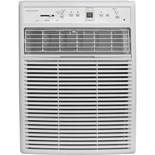 8,000 BTU Slider/Casement Window Air Conditioner, Electronic Controls