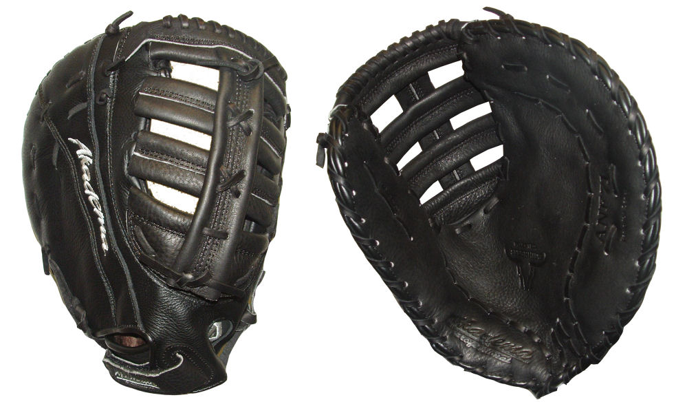 (Open Box)ANF-71REG Fast Pitch Design Series 12.5 Inch Fast Pitch Softball First Base Mitt Right Hand Throw