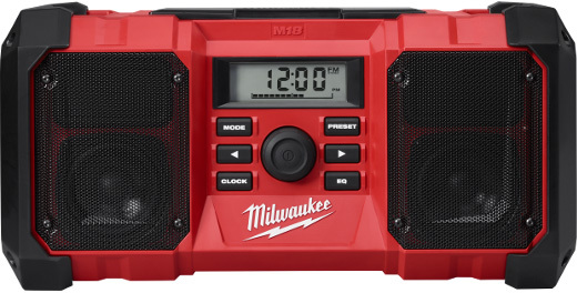 (Open Box)RADIO 10-CHANNEL LCD DISPLAY M18