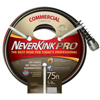 HOSE COMMERCIAL NEVERKINK 5/8X75FT