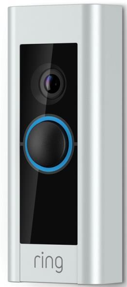 (Open Box)DOORBELL PRO RING VIDEO