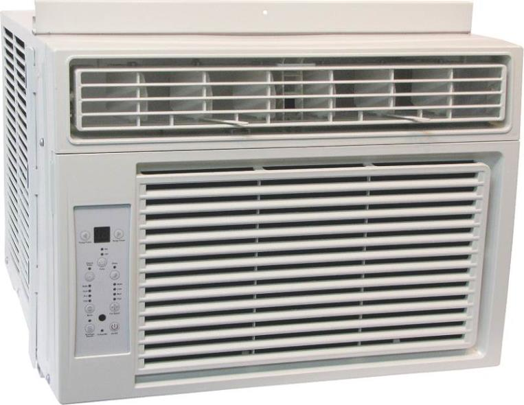 Comfort-Aire RADS-101M 4-Way Room Air Conditioner With Remote, 10000 BTUH, 285 cfm, 400 - 450 sq-ft, 2.32 pt/hr