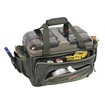 (Open Box)Plano A Series Waterproof Quick Top Fishing Gear Tackle Storage Bag w/Boxes