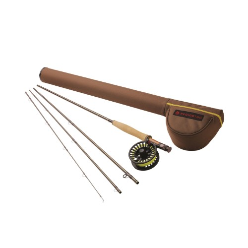 (Open Box)Redington 990 9 Weight Path II Outfit Combo Classic Angler Fly Fishing Rod