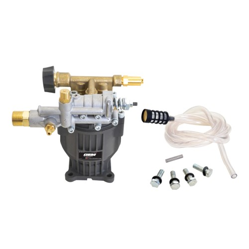 (Open Box)Simpson 90029 OEM 3100 PSI 2.5 GPM Pressure Washer Horizontal Axial Cam Pump Kit