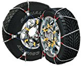 (Open Box)Super Z 6 Compact Cable Tire Snow Chain Set for Cars, Trucks, and SUVs | SZ441