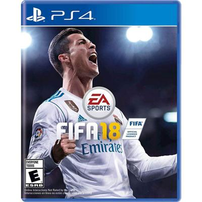 (Open Box) FIFA 18 PS4