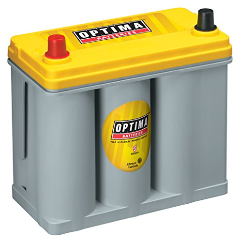 (Open Box) Batteries 8071-167 D51 YellowTop Dual Purpose Battery