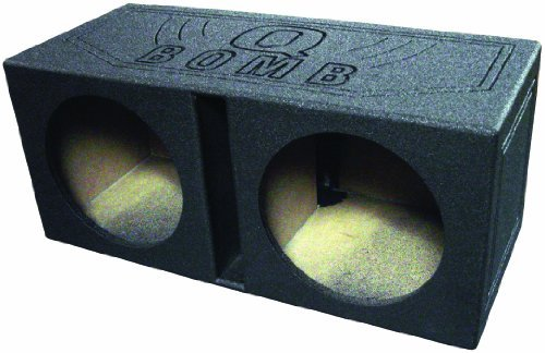 "Qpower Dual 12"" Woofer Box ""Q Bomb"""