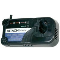 (Open Box) Hitachi UC18YRL Universal Battery Charger, Li-Ion/Ni-Cd/Ni-MH, 45 min, 3 Battery