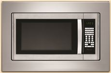 (Open Box) WHIRLPOOL� 1.6 CU. FT. COUNTERTOP MICROWAVE TRIM KIT, STAINLESS STEEL, 27 IN