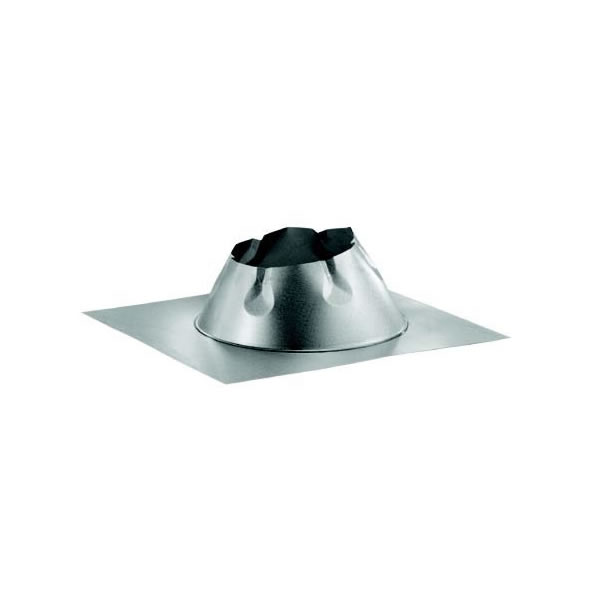 "(Open Box) Dura-Vent Duratech 14"" Diameter Roof Flashing"