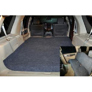 "Large Cargo Liner 58"" x 72"", Charcoal"