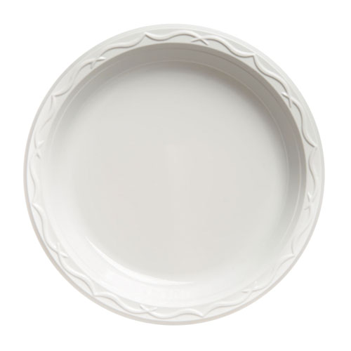 (Open Box) Foam Dinnerware, Bowl, 5oz, White, 125/Pack, 8 Packs/Carton