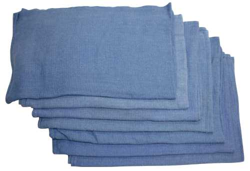 RENOWN� USED HUCK CLOTH TOWEL, 10 LB. BOX