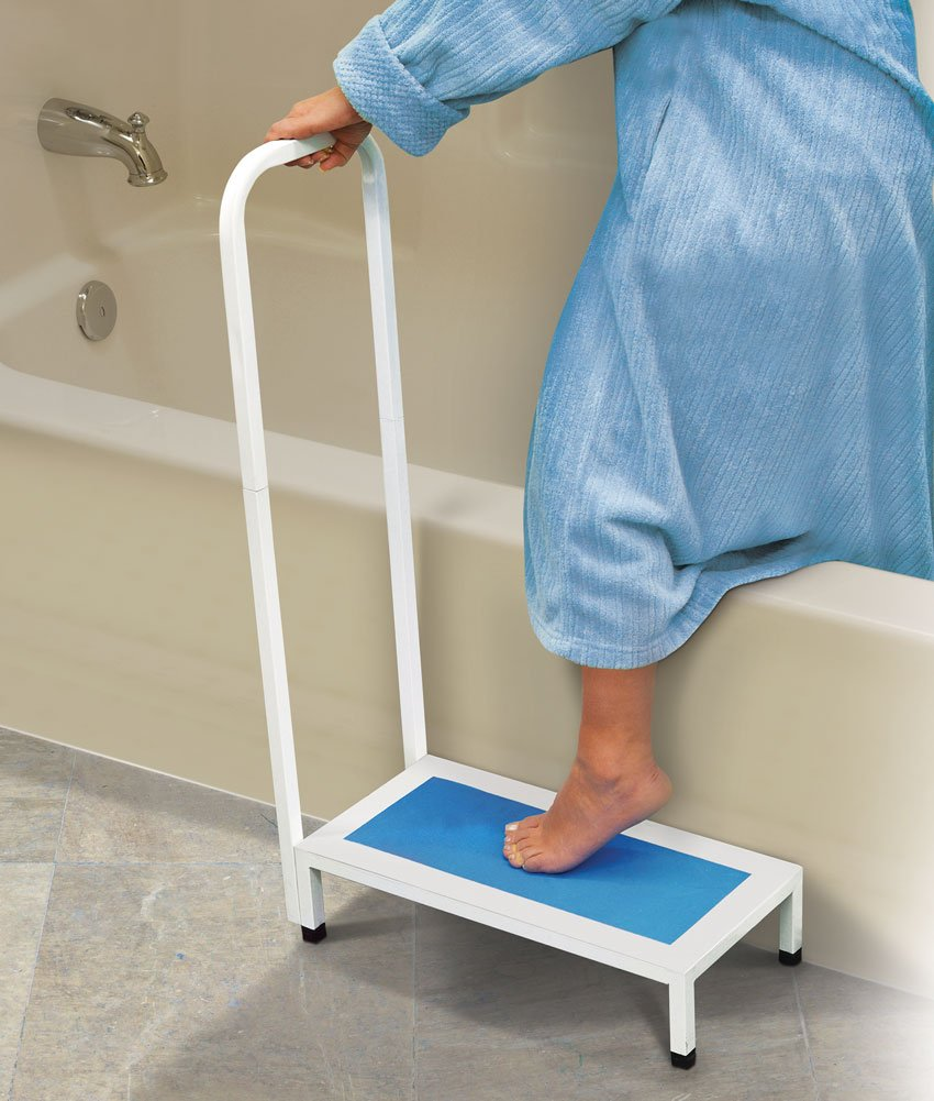 NORTH AMERICAN  ZB6855 HEALTH AND WELLNESS BATH STEP WITH