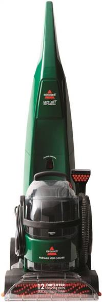 Bissell 66E1 Lift-Off Deep Carpet Cleaner, 0.75 gal, Boxed