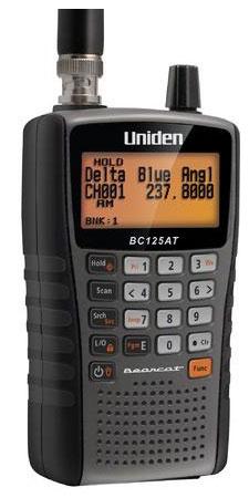 HH SCANNER W/ALPHA,500CH,VHF LOW/UHF HIGH,MIL-AIR
