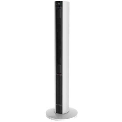Fan & Space Heater Combo Tower