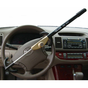 The Club Premier Twin Hooks Vehicle Anti-Theft Device
