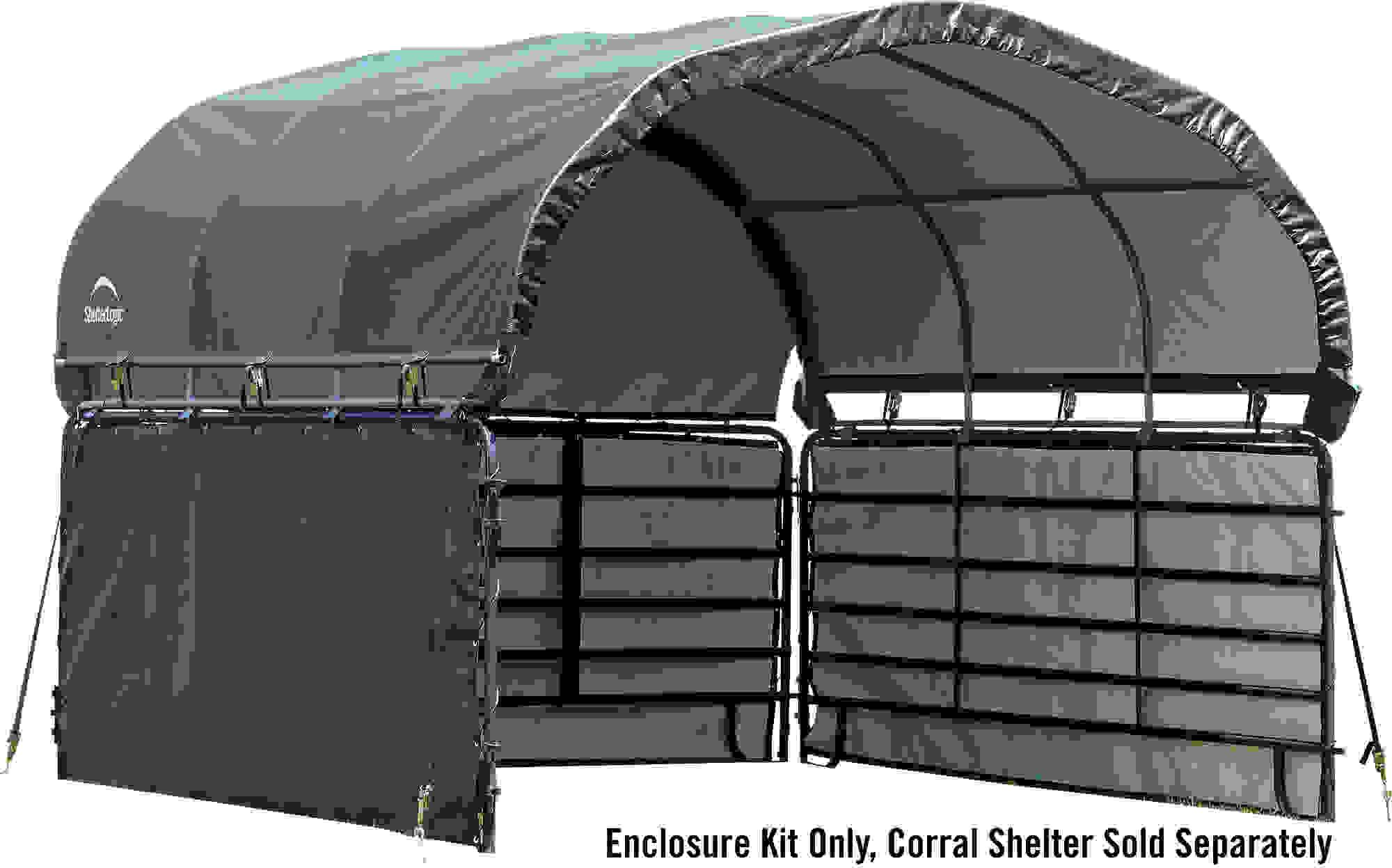 Corral Shelter Enclosure Kit